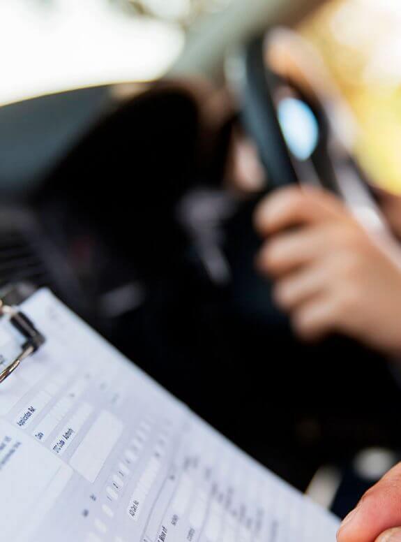 L2D Driving test